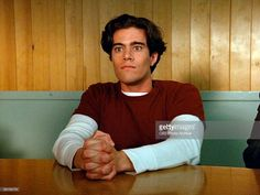 Dana Ashbrook as Bobby Briggs in the pilot episode of the hit television show…