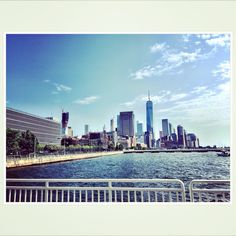 PIER 40, NYC.  Silvina Leone Photography™ #Pier40 #NYC #HudsonRiver #Paddle