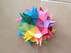 Crane Wreath by shawk77.deviantart.com on @DeviantArt
