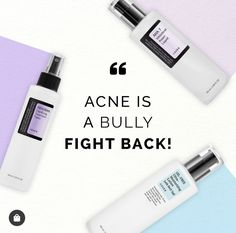 COSRX is a Best-Selling Skincare Brand Known For Their Skincare Solutions For Acne, Blackheads & Other Skin Issues. Best Toner For Acne, Korean Beauty Brands, Alcohol Free Toner, Cosrx, K Beauty, Acne Prone Skin, Lotion, Moisturizer, Skincare