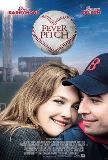 "253 Days of Romantic Films:Till Valentines:..FEVER PITCH..is a remake, of a remake that was originally a popular British Film about Soccer, in this case:Baseball. LOVE STORY AD OBSESSSED FAN Cute Personal Growth Rom- Com. Fallon makes his acting mark as a guy with extreme 'crazy love' for Fav Pro-Team. Drew Barrymore has innate ability to connect with actor's she's paired with. Same here. All comes together in fun gem of a movie. Quote:""You love the Red Sox, but have they ever loved you…"