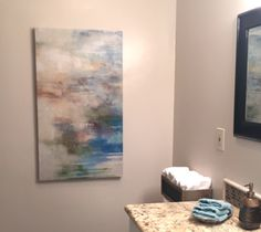 art & bathroom linens/accessories
