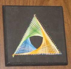Teachers Network: String Art: Teacher Notes