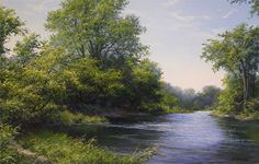 A Tender Morning In May by Andrew Orr Oil ~ 16 x 24