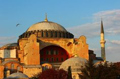 The beautiful Hagia Sophia, Istanbul