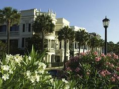 Charleston, SC  for our 10th anniversary.  Loved it but don't go in July/August...HOT & HUMID!