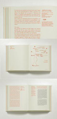 Thesis book, Roca, 2012 by Lucía Izco, via Behance