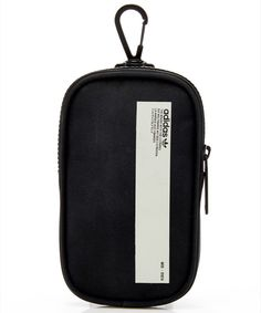 adidas Originals NMD Pouch Cross Body Bag Black Zipper 3 Stripes Golf  DH3088  adidas   8b0ff006c6919