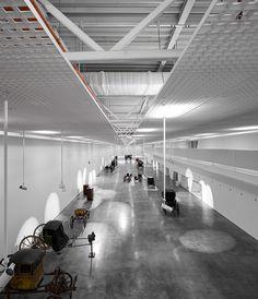 Gallery of Museu dos Coches / Paulo Mendes da Rocha + MMBB Arquitetos + Bak…