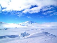 I also want to go to Antarctica in my life.