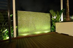 Landscape, Water Feature Design Ideas With Elegant Lighting: Find The Best Water Feature Design Ideas for Your Home