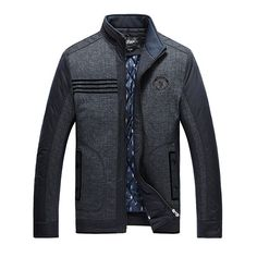 Mens Jacket Business Winter Outwear Style Men Coats mens coats and jacket Mens Coats Jacket Business Gentleman Winter Jackets Outwear Casual Style Men Coats Men's Coats And Jackets, Winter Jackets, Work Jackets, Winter Coats, Winter Clothes, Gentleman, Slim Fit Jackets, Mens Clothing Styles, Men's Clothing
