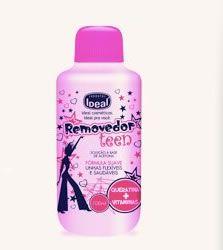 Pinkbelezura: Removedor Teen Queratina + Vitamina
