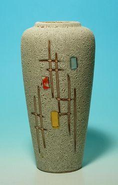 Vase from Scheurich