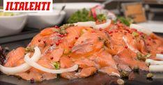 Fish Recipes, Great Recipes, Smoked Salmon, Bruschetta, Sushi, Nom Nom, Food And Drink, Turkey, Baking
