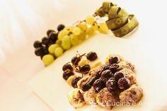 #Polpette all' #uva http://www.cucinaearmonia.com/2014/09/polpette-alluva.html #food #foodblogger #cucinaearmonia #cucinaèarmonia #autunno #frutta