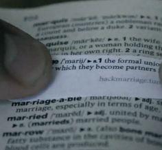 """Um grupo de San Francisco pensou em um significado mais adequado para a palavra """"casamento"""". Descubra qual!"""