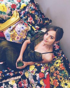 Jenna Coleman - Most Beautiful Girls Jenna Coleman, Doctor Who, Eleventh Doctor, Clara Oswald, British Actresses, Queen Victoria, Victoria Series, Beautiful Actresses, Girl Crushes