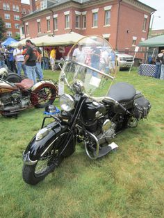 1945 Indian Chief – Indian Motocycle Day: July 21, 2013