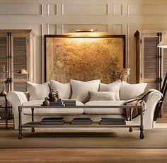 Camelback Sofa!