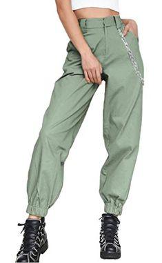 Cromoncent Mens Vintage Harem Irregular Ethnic Style Elastic Waist Drawstring Pants
