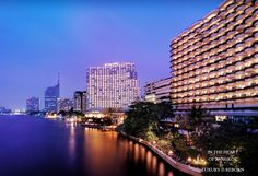 Part 1 of Honeymoon - Shangri-La - Bangkok, Thailand