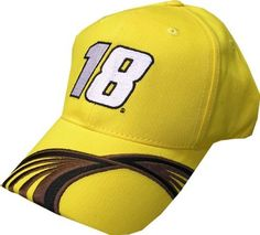 Kyle Busch CFS NASCAR 2012 M's Speed Slot Hat by RacingGifts. $26.50. These premium quality nascar hats are made from the finest materials, with sturdy construction that will last for years to come. The impressive graphics are second to none too. Whether you're buying one for yourself or as a gift, one of these hats will become a favorite in any racing fan's collection. Adjustable to fit most any size head, you can't go wrong with one of these hats featuring ...
