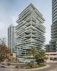 Gallery of Photos Capture the Luxurious Life Inside Herzog & de Meuron's Beirut Terraces - 6