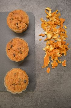 Alcoholic mandarine cupcakes
