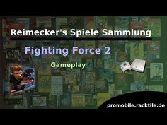 Reimecker's Spiele Sammlung : Fighting Force 2