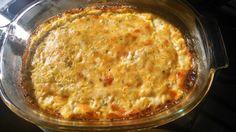 Chipá Guazú (Pastel de choclo y quesos)
