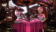 Elsa in wonderland Disney edit Frozen Heart, Elsa Frozen, Jelsa, Frozen Images, Disney Live, Princess Pictures, Disney Crossovers, Adoption Center, Dragon Rider
