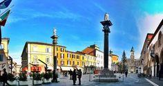 Roteiro de 2 dias em Ravena #viajar #viagem #itália #italy
