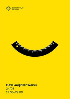 How Laughter Works Minimalist Poster