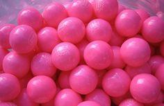 Pink - Gum Balls