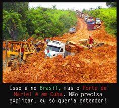 Post #FALASÉRIO! : É isso ai Dilma manda mais pra Cuba que no Brasil ...