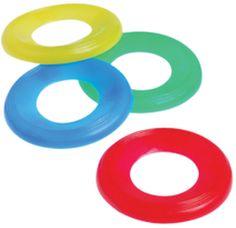 mini flying discs Case of 744