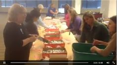 """Live from WSECU's first """"micro volunteering"""" activity at our HQ in Olympia: creating hygiene kits for kids to take home along with weekend food for the. Photo Record, Kits For Kids, Non Profit, Olympia, September, Events, Activities, Facebook, Live"""