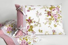 Creative Make A Pillow Or Cushion Ideas. Awe-Inspiring Make A Pillow Or Cushion Ideas. Sewing Pillows, Diy Pillows, Linen Pillows, Decorative Pillows, Cushions, Throw Pillows, Shabby Chic Pillows, Shabby Chic Bedrooms, Hobbies And Crafts