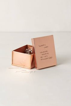 Copper Desk Collection - anthropologie.com