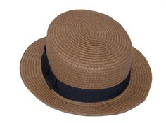 Straw Panama Hat Deep Brown S13 Deep Brown, Panama Hat, Band, How To Wear, Ribbon, Bands, Panama