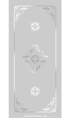 Any of our Victorian / Traditional etched glass designs can be incorporated into any glass design and in most glass sizes. We specialise in bespoke decorative glass so the designs are here for your inspiration. Etched Glass Door, Glass Front Door, Glass Etching Designs, Metal Deck Railing, Frosted Glass Design, Victorian Front Doors, Glass Art Pictures, Sandblasted Glass, Glass Engraving