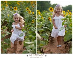 In His Image by Julie | Charlotte Wedding Photography and Family Portraiture | Sunflower Session Morgan Family