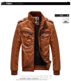 2013  Korean version of the new men's leather