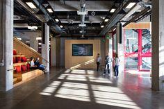 Galería de Hub de Innovación Internacional PCH / ChrDAUER Architects - 18