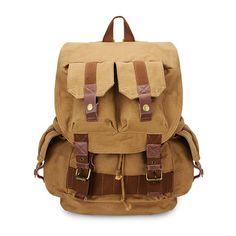 Men Women Outdoor Nylon Digital Camera Bag Backpack For Cannon Nikon Online - NewChic Mobile.