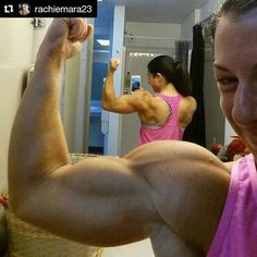 #girlbeef #Repost @rachiemara23 with @repostapp ・・・ Difficult to believe that it's been almost one week since the show. Today I did cardio for the first time in almost 2 weeks. Felt good to sweat, to go back to the early morning fasted cardio. Missed...