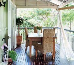 Alfresco anyone? Queensland Homes Mag