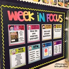 Easy to maintain Focus Wall