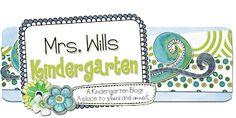 Mrs. Wills Kindergarten: FREEBIE:  lots of freebies
